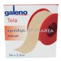 ESPARADRAP TELA ROSA GALENO 5m X 2,5cm