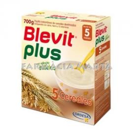 BLEVIT PLUS BIFIDUS 5 CEREALS 600 GR (2x300GR)