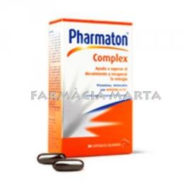 PHARMATON COMPLEX 30 CAPSULES TOVES