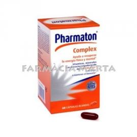 PHARMATON COMPLEX 60 CAPSULES TOVES