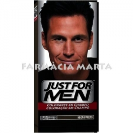 JUST FOR MEN 5 MINUTS NEGRE NATURAL