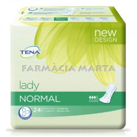 TENA LADY NORMAL 24 UNITATS 3*