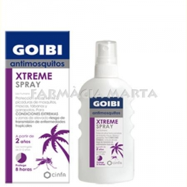 GOIBI XTREME SPRAY REPELENT 75 ML