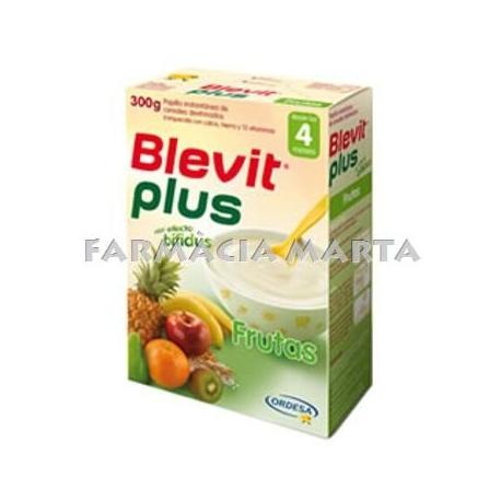 BLEVIT PLUS BIFIDUS FRUITES 300 GR