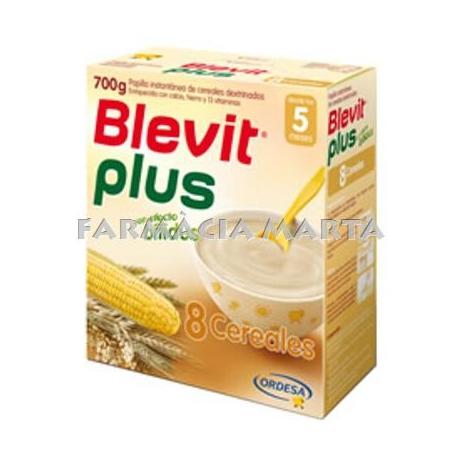 BLEVIT PLUS BIFIDUS 8 CEREALS 600 G (2x300GR)