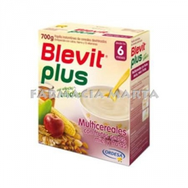 BLEVIT PLUS BIFIDUS MULTICEREALS FRUITS SECS 600 GR