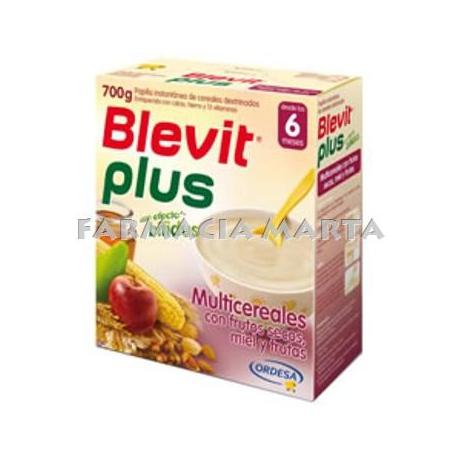 BLEVIT PLUS BIFIDUS MULTIC FRUITS SEC 700G