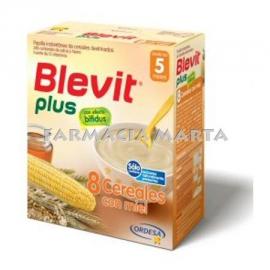 BLEVIT PLUS BIFIDUS 8 CEREALS MEL 600 GR