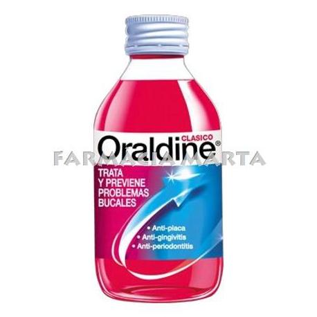 ORALDINE CLÀSSIC 200 ML