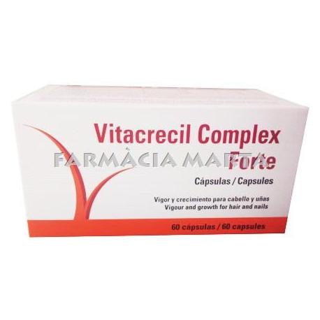 VITACRECIL COMPLEX FORTE 60 CAPSULES