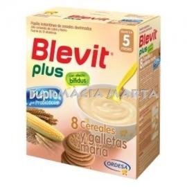 BLEVIT PLUS BIFIDUS 8 CEREALS I GAL.LETES MARIA 600 GR (2x300GR)