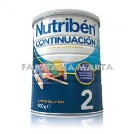 NUTRIBEN CONTINUACIÓ 800 GR