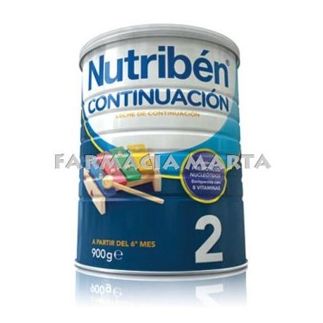 NUTRIBEN CONTINUACIÓ 900 G