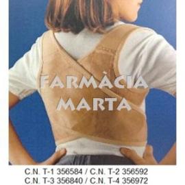 ESPATLLERA PAX T-ADULT