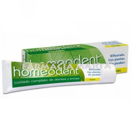 HOMEODENT DENTIFRICI LLIMONA 75 ML