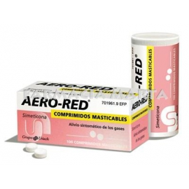 AERO-RED 100 COMPRIMITS MASTICABLES