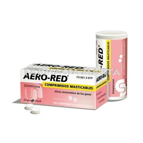 AERO-RED 100 COMPRIMITS MASTICABLES