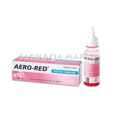 AERO-RED GOTES ORALS 25 ML