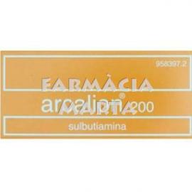 ARCALION 200 MG 30 COMPRIMITS