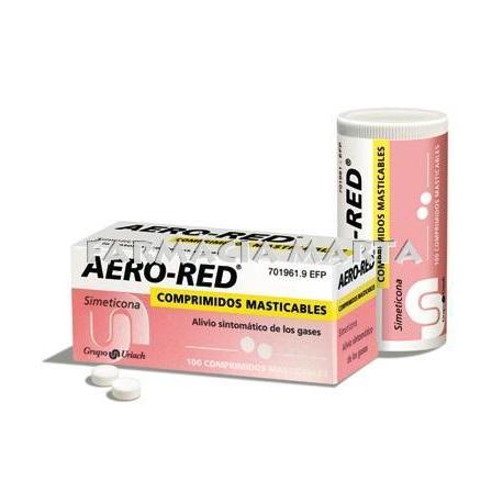 AERO-RED 30 COMPRIMITS MASTICABLES