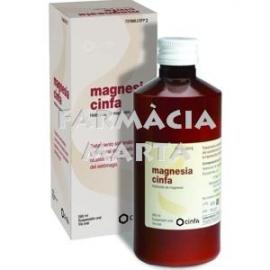 MAGNESIA CINFA 260 ML