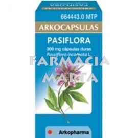 ARKOCAPSULAS PASIFLORA 300 MG 50 CAPSULES DURES