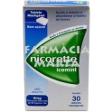 NICORETTE ICE MINT 4 MG 105 XICLETS