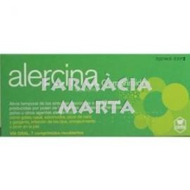 ALERCINA 10 MG 7 COMPRIMITS