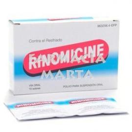 RINOMICINE 10 SOBRES