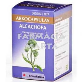 ARKOCAPSULAS ALCACHOFA 150 MG 100 CAPSULES DURES