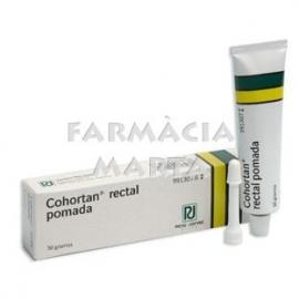 COHORTAN RECTAL POMADA 30 GR