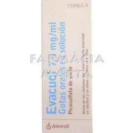 EVACUOL GOTES 30 ML