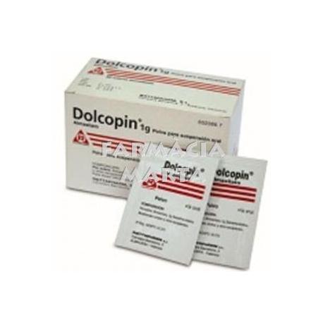 DOLCOPIN 1GR POLS 30 SOBRES