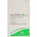 ALOPEXY 20 MG/ML SOLUCIÓ CUTÀNIA 60 ML