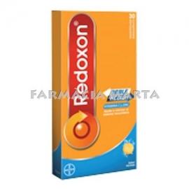REDOXON 1000 MG 30 COMPRIMITS EFERVESCENTS TARONJA