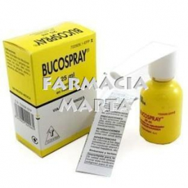 BUCOSPRAY 25 ML