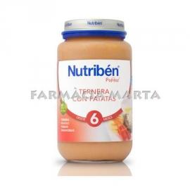 NUTRIBEN GRAN VEDELLA AMB PATATES 250 GR