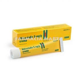 HIDROCISDIN 5 MG/GR 30 GR CREMA