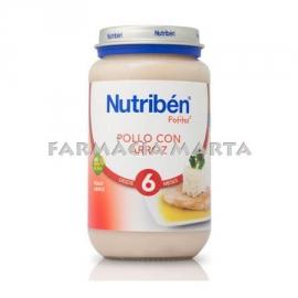 NUTRIBEN GRAN POLLASTRE AMB ARROS 235 GR