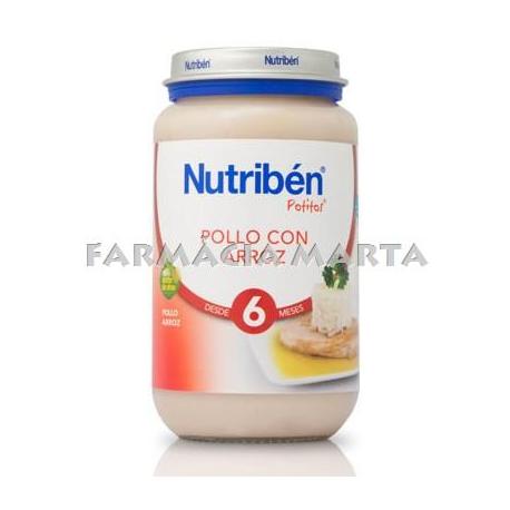 NUTRIBEN GRAN POLLASTRE AMB ARROS 250 GR