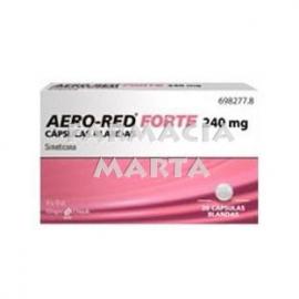 AERO RED FUERTE 240 MG 20 CAPSULES