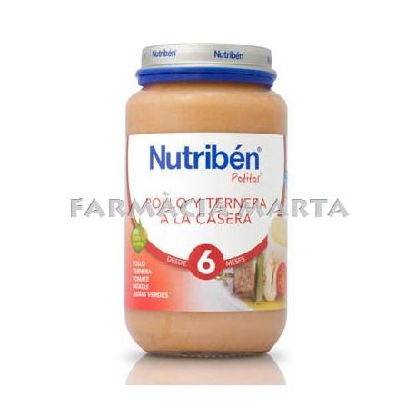 NUTRIBEN GRAN POLLASTRE VEDELLA CASOLÀ 250 GR