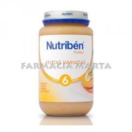 NUTRIBEN GRAN FRUITES VARIADES 250 GR