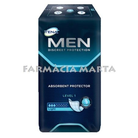 TENA FOR MEN 1 NIVELL 24 UNITATS