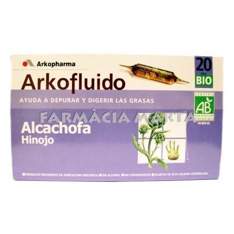 ARKO CARXOFA FONOLL 20 AMP