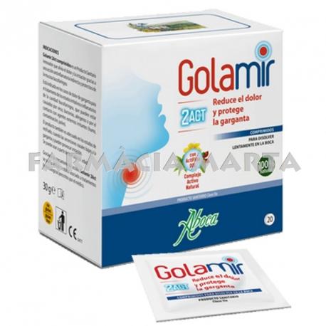 GOLAMIR 2ACT 20 COMPRIMITS