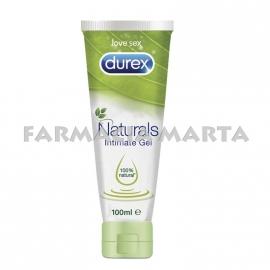 DUREX NATURALS INTIMTE GEL 100 ML