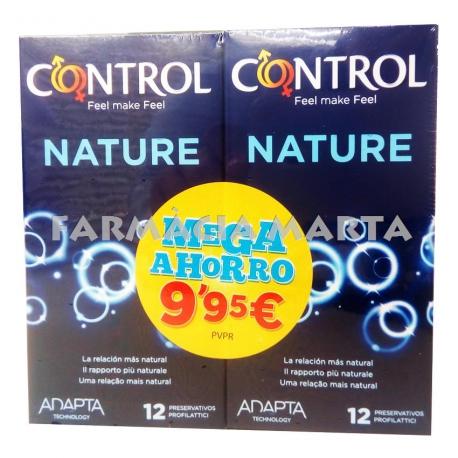 CONTROL ADAPTA NATURE 3 UNI