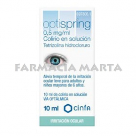 OPTISPRING COL.LIRI 10 ML