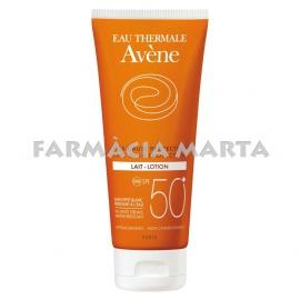 AVENE LLET SOLAR SPF 50+ 250ML
